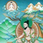 Gyerpung Nangzser Löpo tanításokat kap Tapihricától