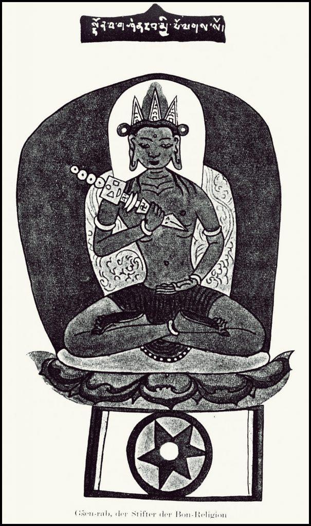 Tönpa Senrab (Helmut-Hoffmann könyvéből)